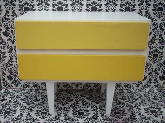 Before/After by Cositas Vintage 1 • Recycled Furniture