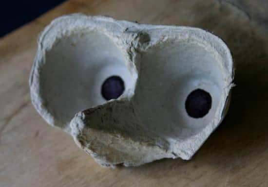 Mummenschanz Puppet 2 • Do-It-Yourself Ideas
