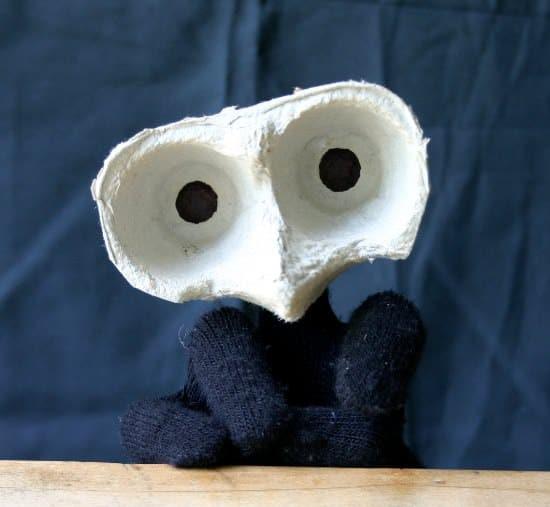 Mummenschanz Puppet 1 • Do-It-Yourself Ideas