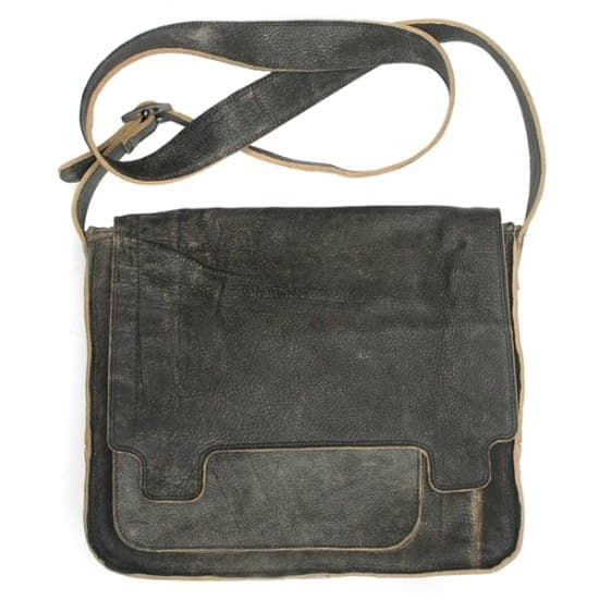 100% Upcycled Leather Bags 2 • Accessories