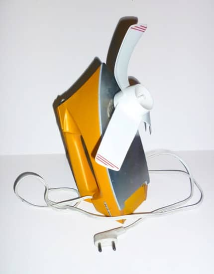 Iron Fan 1 • Accessories