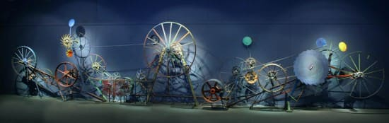 Kinetic Sculptures 3 • Recycled Art