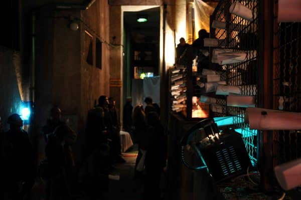 Lighting Up Sarajevo ! 3 • Interactive, Happening & Street Art