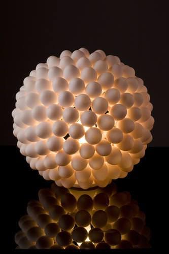 Eggshell Light 2 • Lamps & Lights