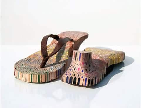 Pencil Shoes 2 • Accessories