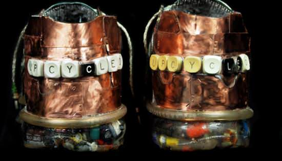 Nike Air Max Sneakers Made from Old Computers Part 5 • Recycled Art