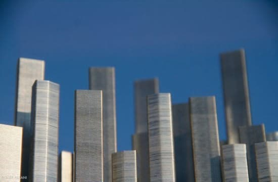 Staples City By Roger Albani 2 • Recycled Art