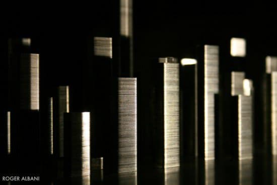 Staples City By Roger Albani 5 • Recycled Art