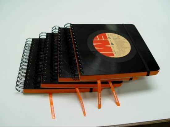 Lp Books 1 • Recycled Vinyl