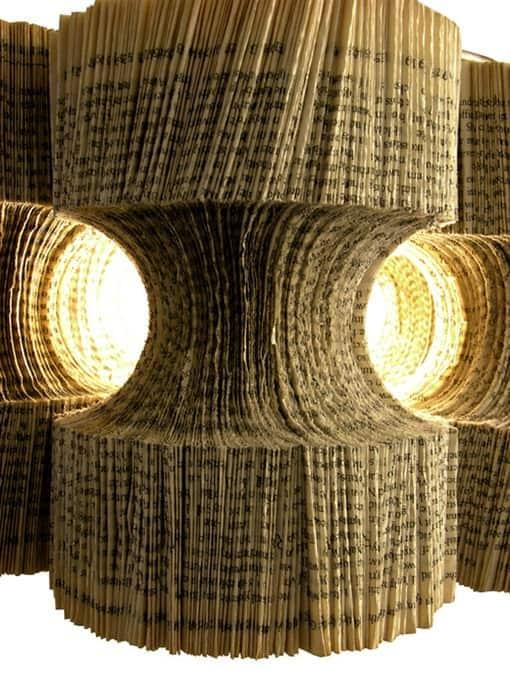 Books Chandelier 3 • Lamps & Lights