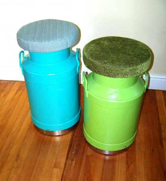 Milk Pail Stool 3 • Clothing