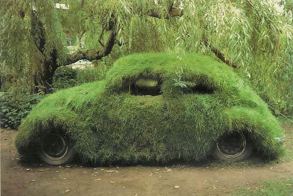 Green Beetle 1 • Mechanic & Friends