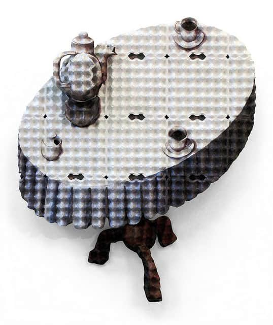 Eggcubism by Enno De Kroon 1 • Recycled Art