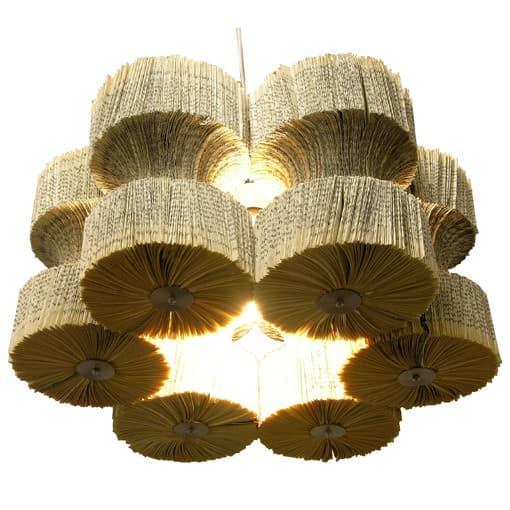 Books Chandelier 2 • Lamps & Lights