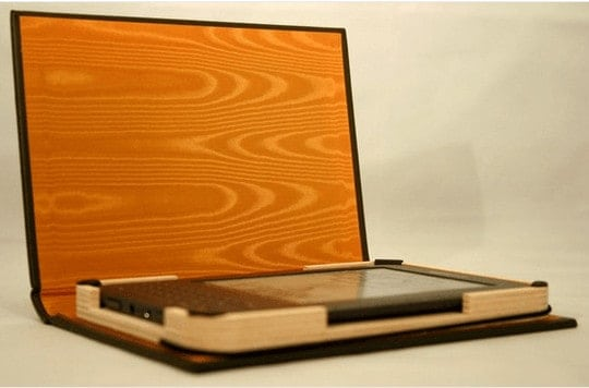 Ipad and Kindle Recycled Bookcases 1 • Recycling Paper & Books