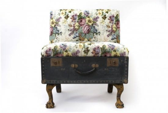 Suitcase Chairs 1 • Clothing