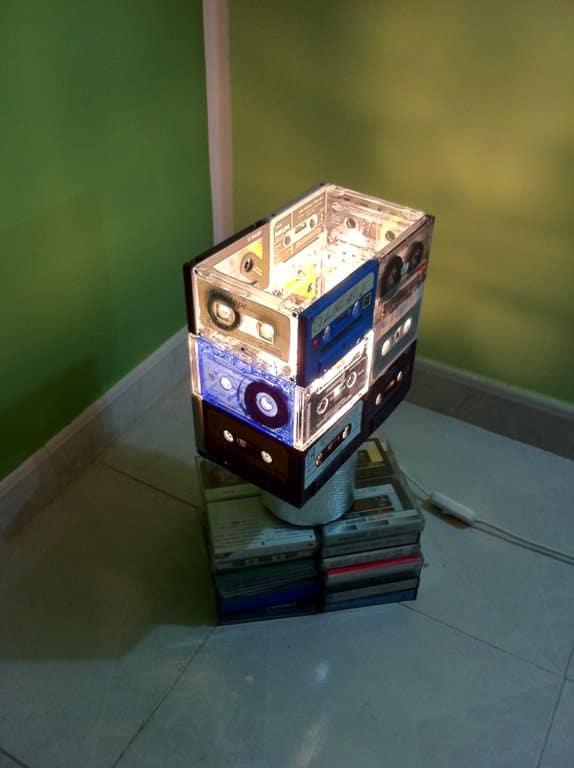 Retrotape Lamp 2 • Accessories