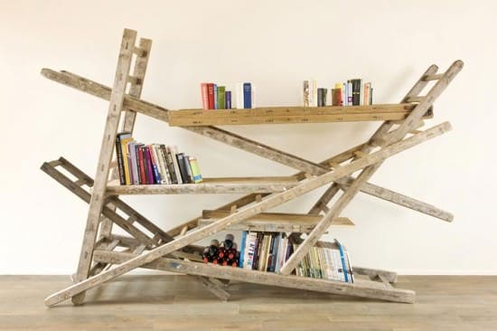 Re-constructed Furniture 4 • Recycled Furniture
