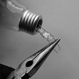 Diy: Light Bulb Vase 4 • Do-It-Yourself Ideas