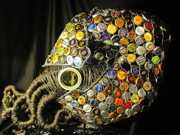 Nautilus 2 • Recycled Art