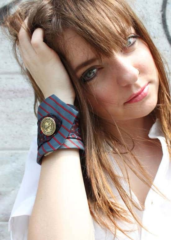 Tie Bracelet 1 • Accessories