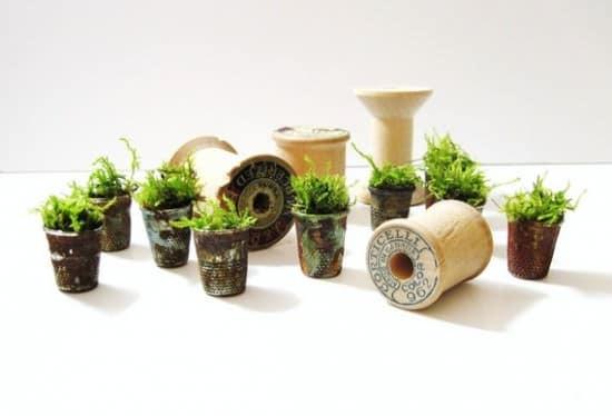 Thimble Garden 5 • Recycling Metal