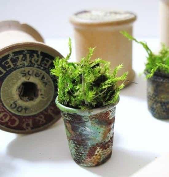 Thimble Garden 3 • Recycling Metal