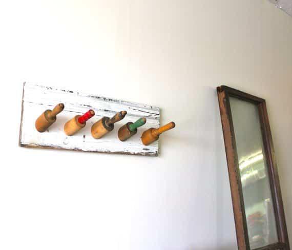Rolling Pin Hook Rack 3 • Accessories
