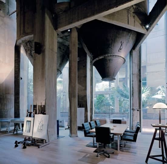 Old Cement Factory Transformed Into Workspace 1 • Home Improvement
