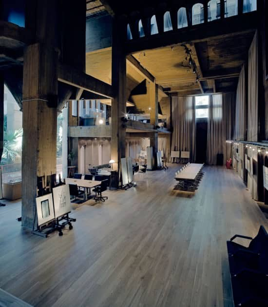 Old Cement Factory Transformed Into Workspace 2 • Home Improvement