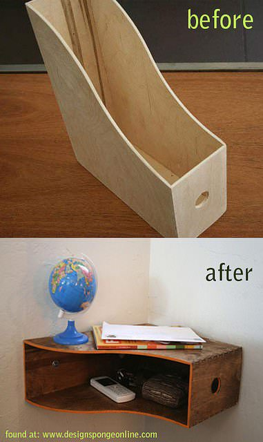 Handy Space Saver 1 • Do-It-Yourself Ideas