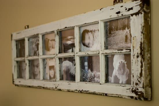Window Picture Frame 1 • Accessories