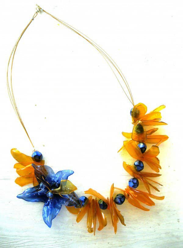 Jewelry from Plastic Bottles 3 • Recycled Plastic