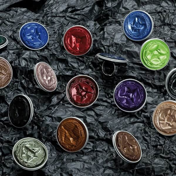Fashion Jewelry Made From Recycled Nespresso Caps 5 • Recycled Packaging