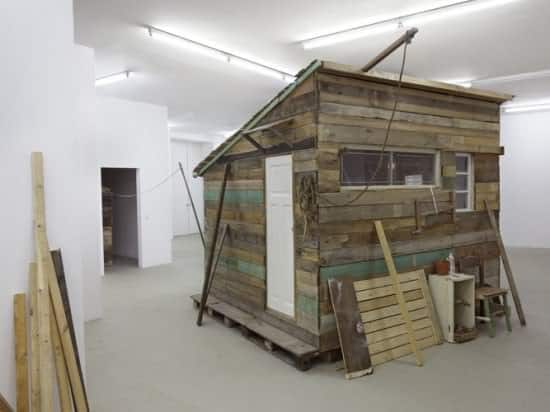 Houses From Discarded Pallets & Salvaged Materials 4 • Home Improvement