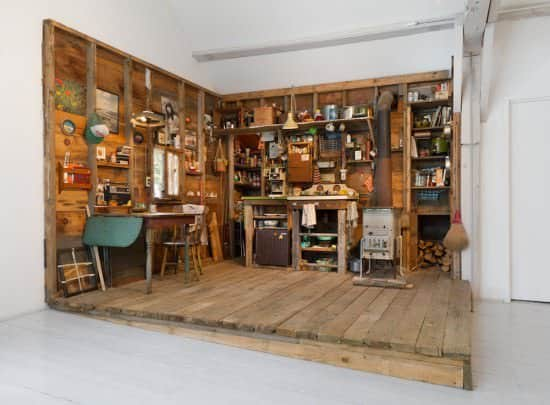 Houses From Discarded Pallets & Salvaged Materials 3 • Home Improvement