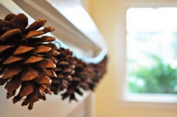 Diy: Pine Cones Garland 3 • Do-It-Yourself Ideas