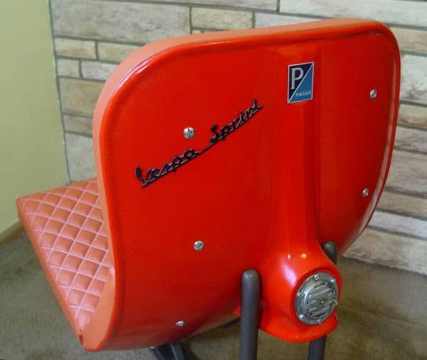 Reinventing a Vespa Part Ii 2 • Recycled Furniture