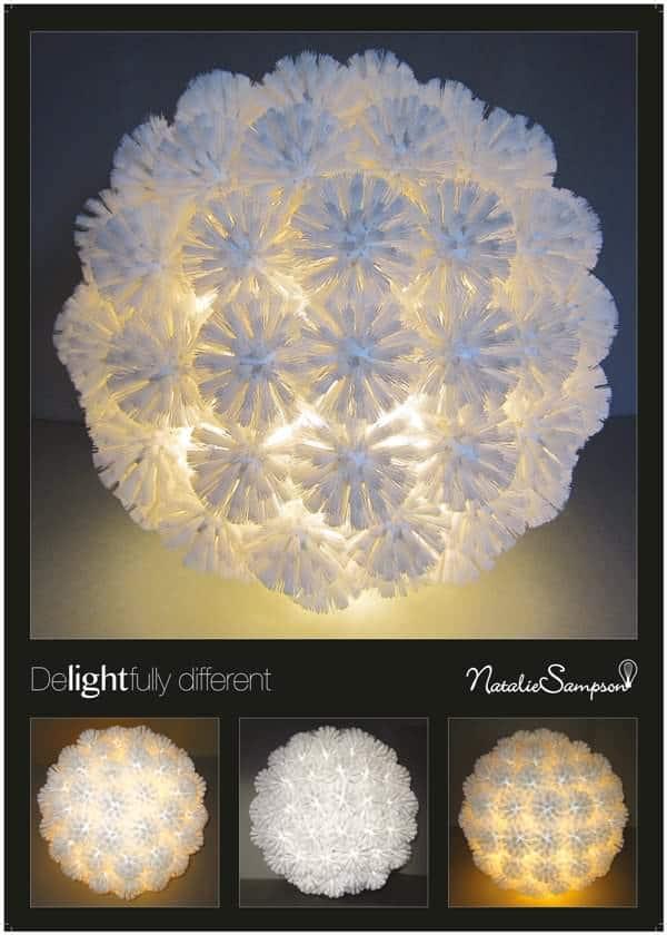 Toilet Brush Light 1 • Lamps & Lights