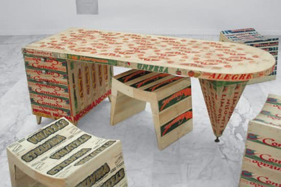 Wooden Crates Furniture 1 • Do-It-Yourself Ideas