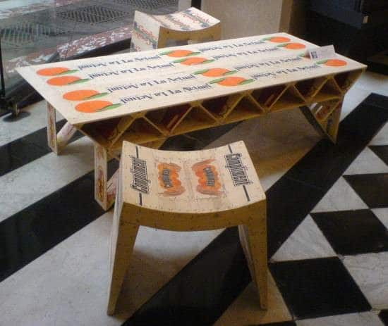 Wooden Crates Furniture 2 • Do-It-Yourself Ideas