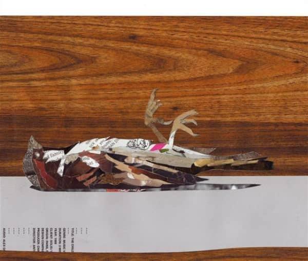 Amazing Recycled Magazine Collage Art 2 • Recycled Art