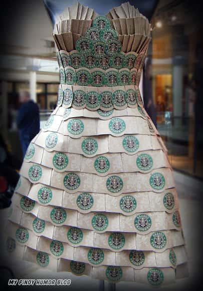 Starbucks Coffee Dress 1 • Accessories