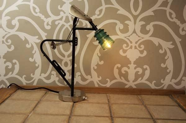 30+ Creative Ideas Using Vintage Glass Insulators 38 • Do-It-Yourself Ideas