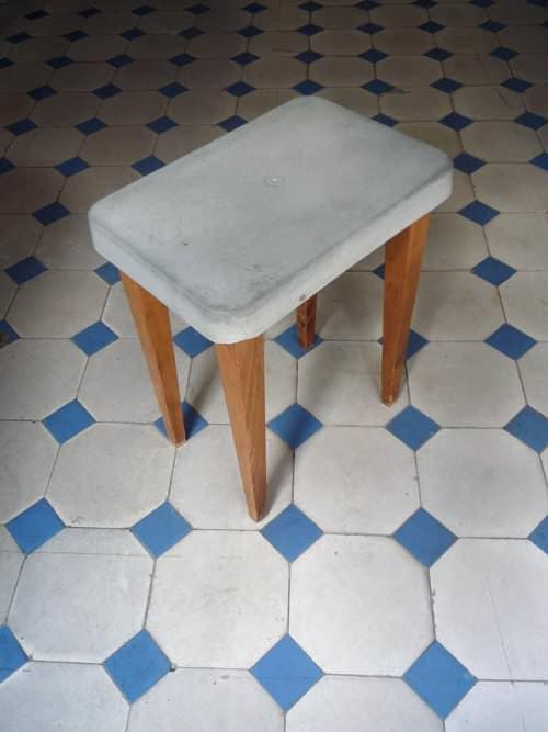 Refurbished Stool 2 • Recycled Furniture
