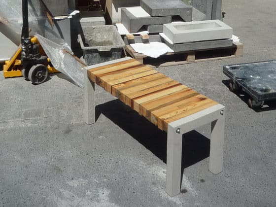 Essence Bench 1 • Recycled Furniture