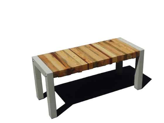 Essence Bench 2 • Recycled Furniture