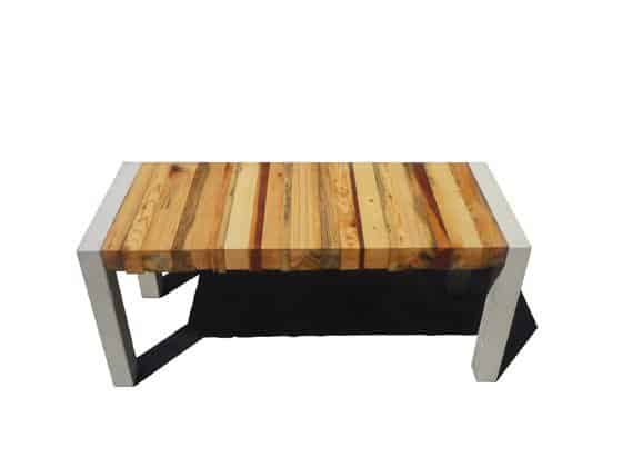Essence Bench 3 • Recycled Furniture