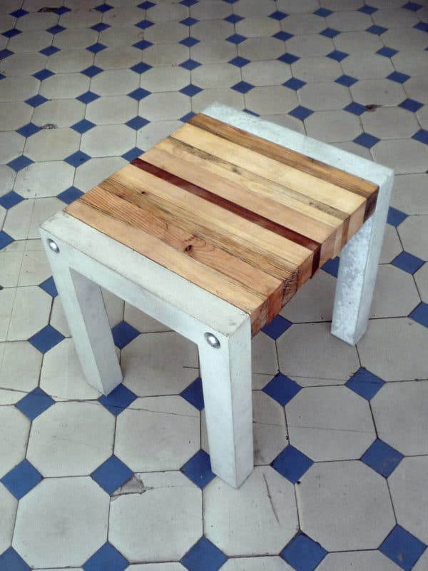 Essence Bench 5 • Recycled Furniture