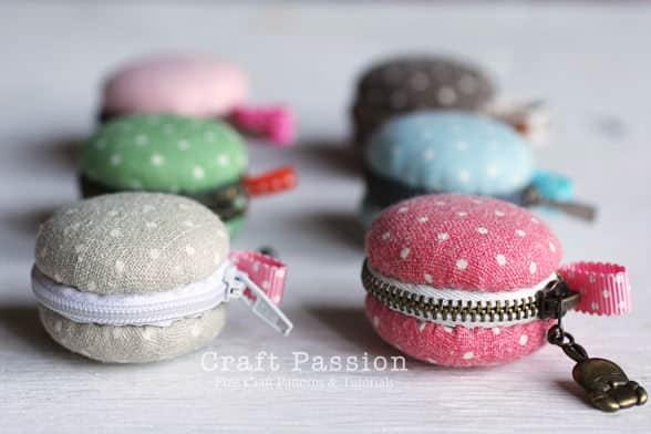 Diy: Macaron Purses 2 • Clothing